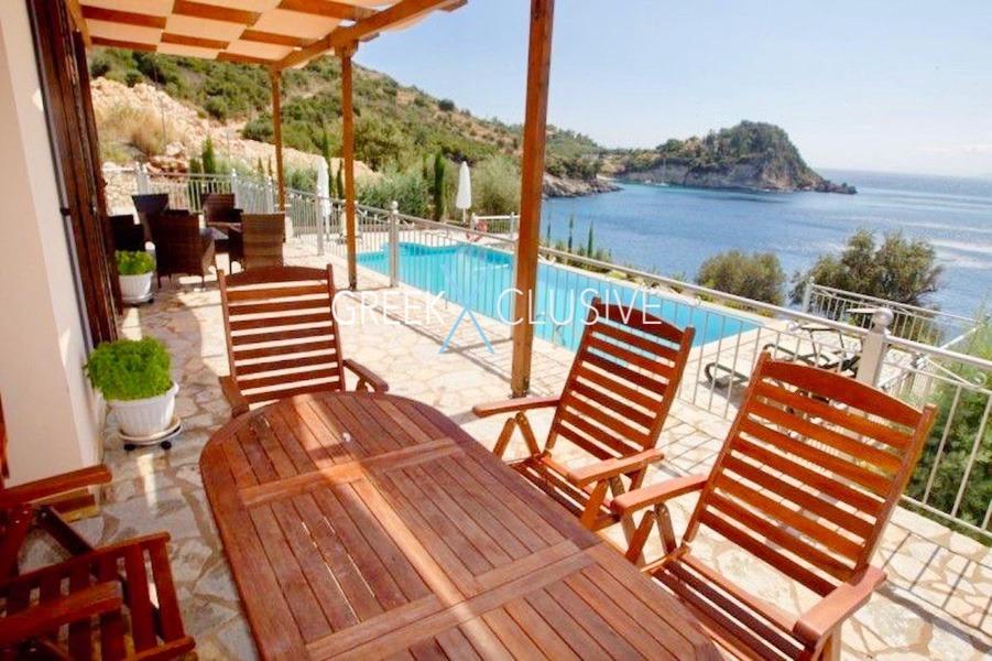 Seafront Property in Lefkada, Seafront Villa in Lefkada Greece, Real Estate in Lefkada 14