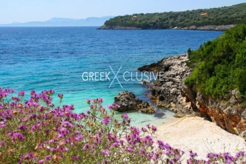 Seafront Property in Lefkada, Seafront Villa in Lefkada Greece, Real Estate in Lefkada 16