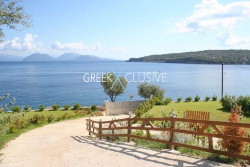 Seafront Property in Lefkada, Seafront Villa in Lefkada Greece, Real Estate in Lefkada 18