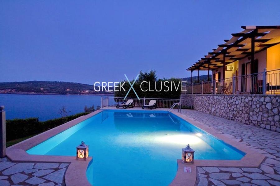 Seafront Property in Lefkada, Seafront Villa in Lefkada Greece, Real Estate in Lefkada 20