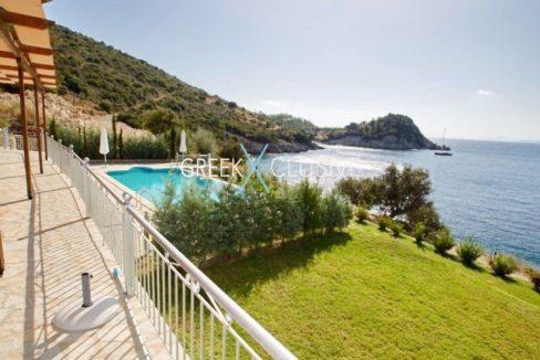Seafront Property in Lefkada, Seafront Villa in Lefkada Greece, Real Estate in Lefkada 22