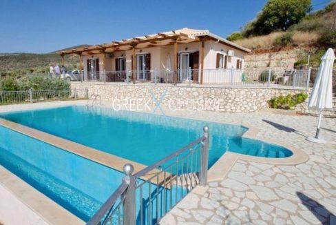 Seafront Property in Lefkada, Seafront Villa in Lefkada Greece, Real Estate in Lefkada 23
