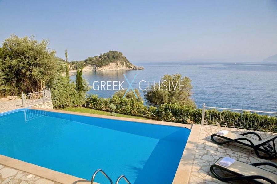 Seafront Property in Lefkada, Seafront Villa in Lefkada Greece, Real Estate in Lefkada 24