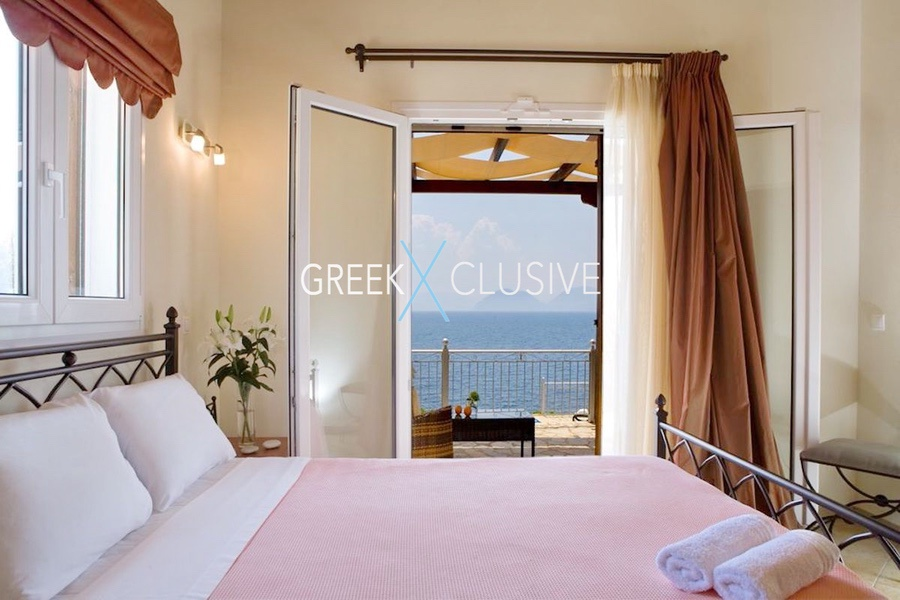 Seafront Property in Lefkada, Seafront Villa in Lefkada Greece, Real Estate in Lefkada 29