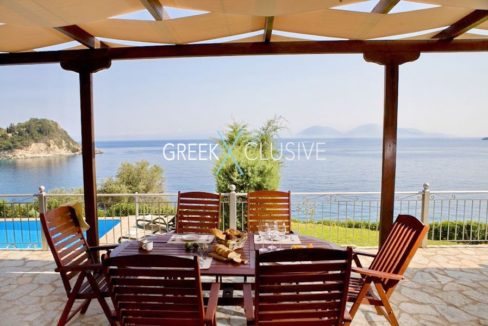 Seafront Property in Lefkada, Seafront Villa in Lefkada Greece, Real Estate in Lefkada 30