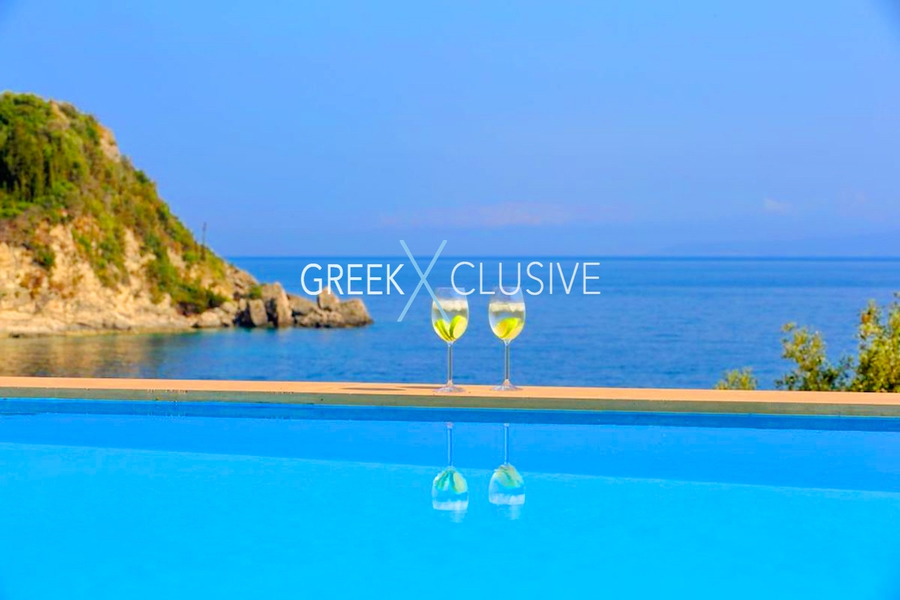 Seafront Property in Lefkada, Seafront Villa in Lefkada Greece, Real Estate in Lefkada 33
