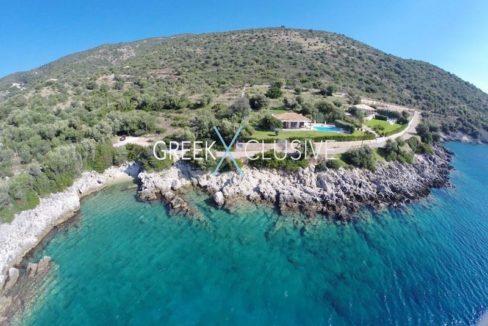 Seafront Property in Lefkada, Seafront Villa in Lefkada Greece, Real Estate in Lefkada 4