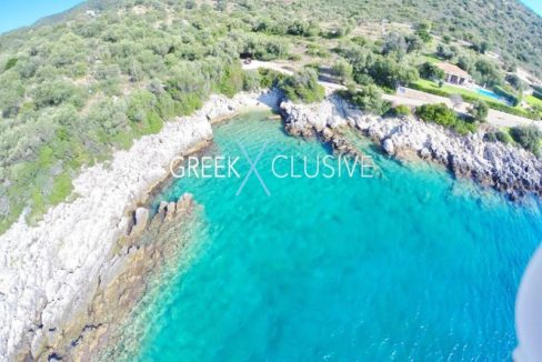 Seafront Property in Lefkada, Seafront Villa in Lefkada Greece, Real Estate in Lefkada 5