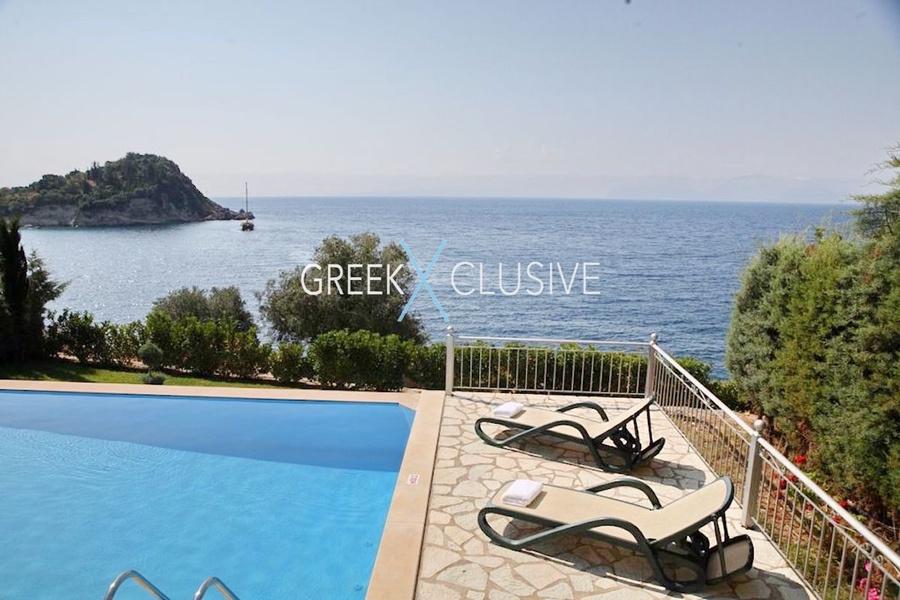 Seafront Property in Lefkada, Seafront Villa in Lefkada Greece, Real Estate in Lefkada 7