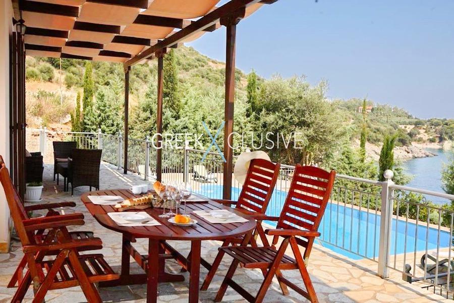 Seafront Property in Lefkada, Seafront Villa in Lefkada Greece, Real Estate in Lefkada 9
