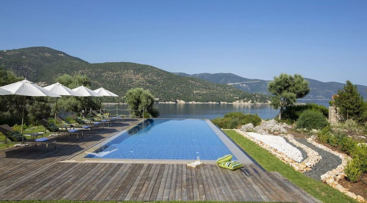 Seafront Property in Lefkada, Seafront Villa in Lefkada Greece, Real Estate in Lefkada, Real Estate in Greece