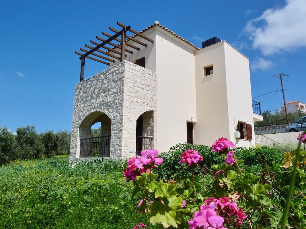Stone House for Sale Chania Crete