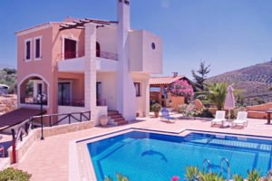 Villa For Sale in Chania Crete, Crete Real Estate