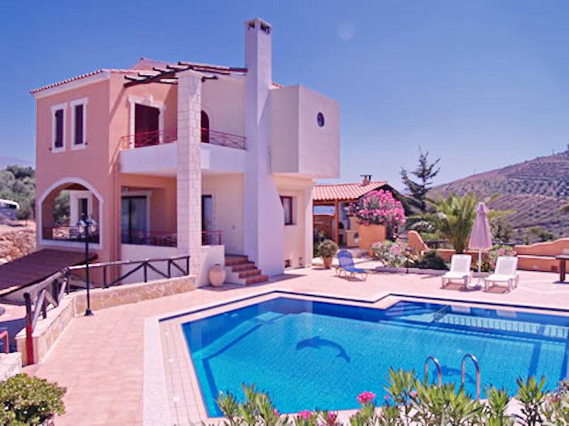 Villa For Sale in Chania Crete, Crete Real Estate