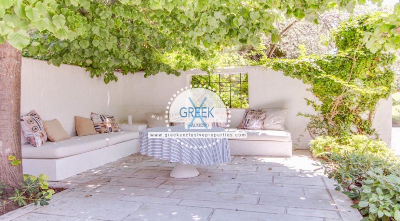 Villa Pefkohori Halkidiki near the sea, Kassandra Halkidiki 15