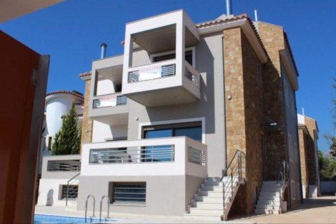 Villa in Athens for sale, Thrakomakedones, Real Estate in Athens, Buy Villa in Athens, New Built Property in Athens Greece