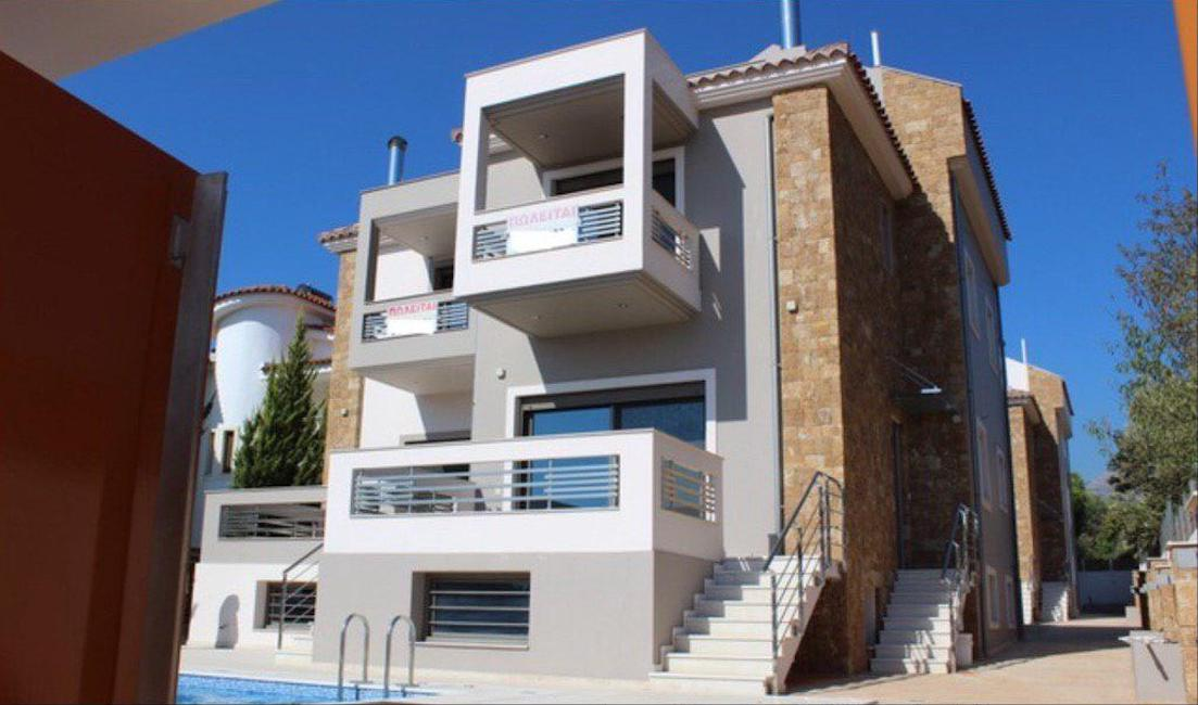 Villa in Athens for sale, Thrakomakedones