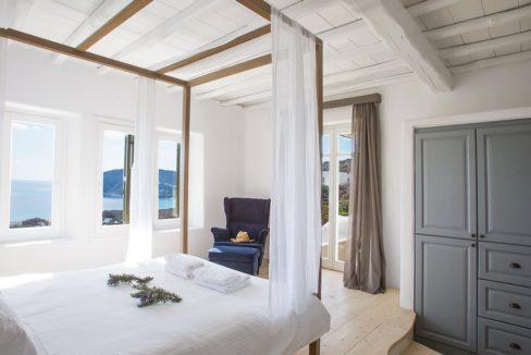 Villa in Mykonos with excellent sea view, Agrari, Mykonos villas, Mykonos luxury villas 12