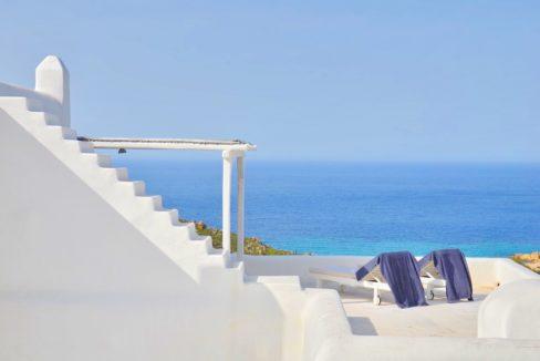 Villa in Mykonos with excellent sea view, Agrari, Mykonos villas, Mykonos luxury villas 17
