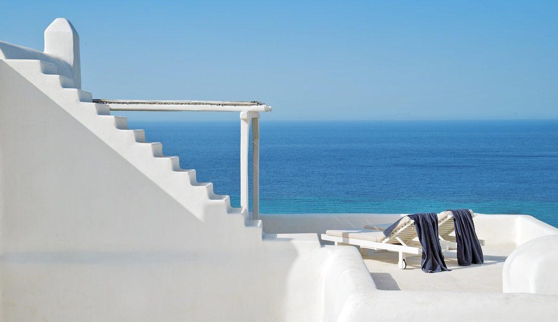Villa in Mykonos with excellent sea view, Agrari, Mykonos villas, Mykonos luxury villas 22