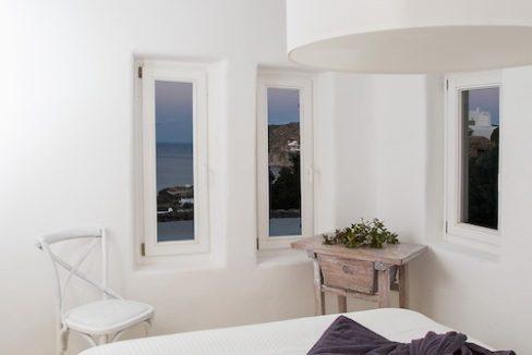 Villa in Mykonos with excellent sea view, Agrari, Mykonos villas, Mykonos luxury villas 8