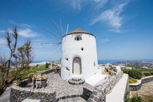 Windmill in Santorini for Sale