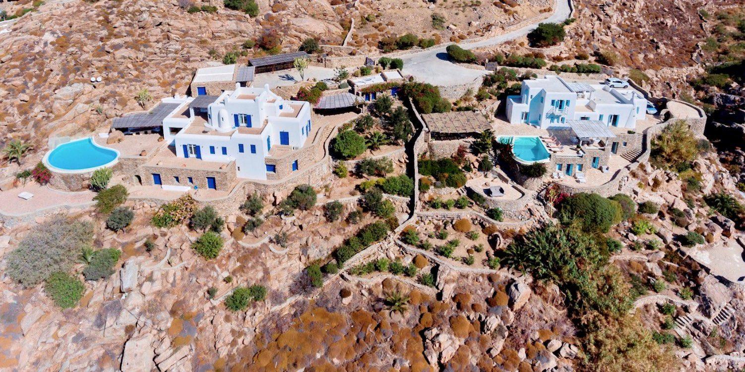 2 Villas for Sale Mykonos