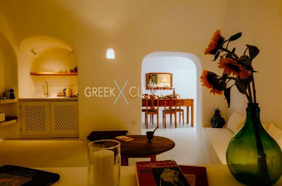Cave House Santorini for Sale, Santorini Properties 6
