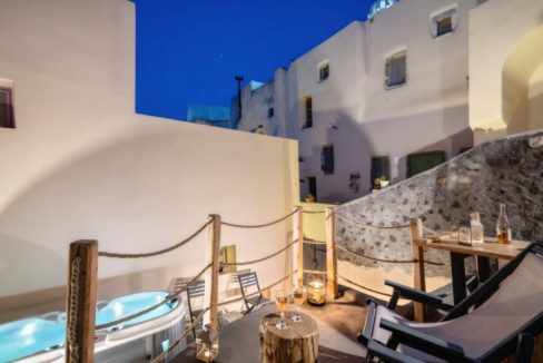 Cave House in Santorini, Cave House for Sale 14