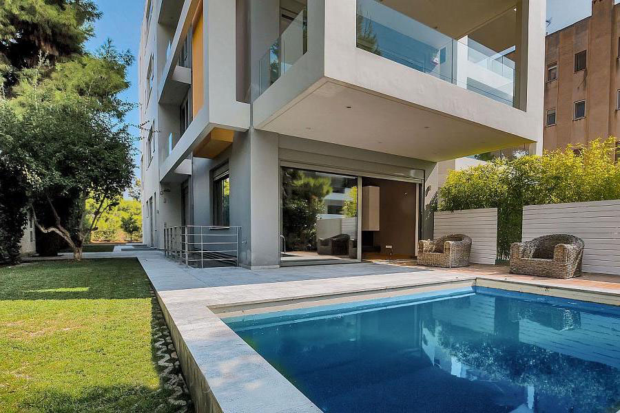 Luxury Apartment in Voula, South Athens for Sale