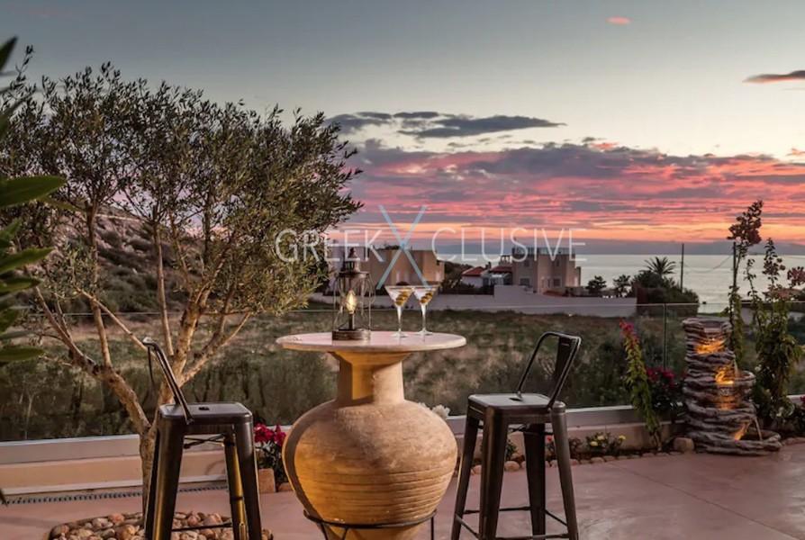 Luxury Villa in South Attica, near Anavyssos, Villa for Sale in South Athens 1