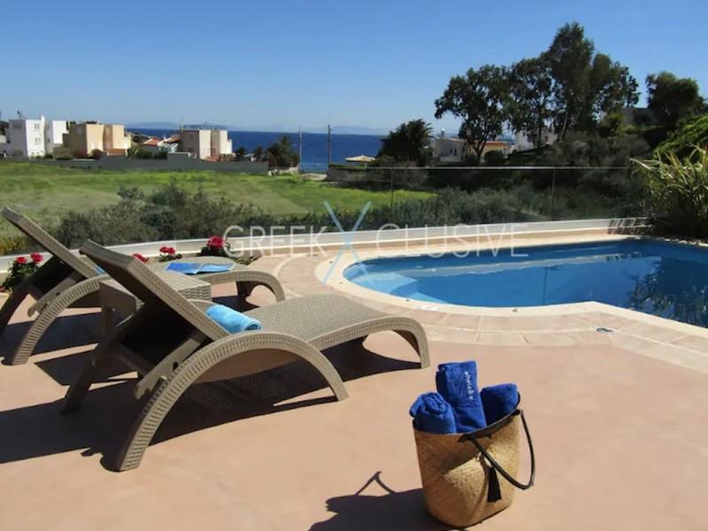 Luxury Villa in South Attica, near Anavyssos, Villa for Sale in South Athens 12