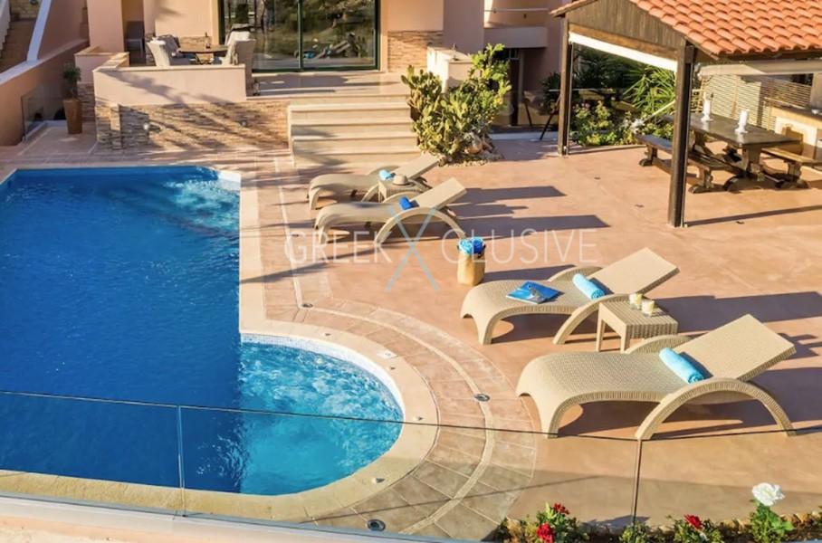 Luxury Villa in South Attica, near Anavyssos, Villa for Sale in South Athens 15