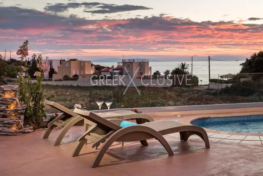 Luxury Villa in South Attica, near Anavyssos, Villa for Sale in South Athens 18