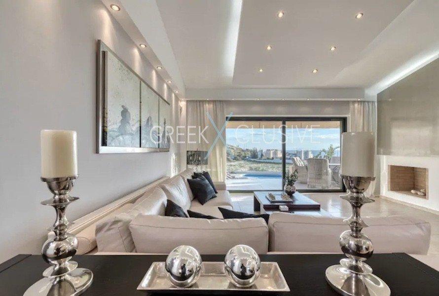 Luxury Villa in South Attica, near Anavyssos, Villa for Sale in South Athens 7