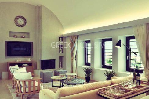 Luxury villa in Santorini for Sale, Real Estate Santorini 15
