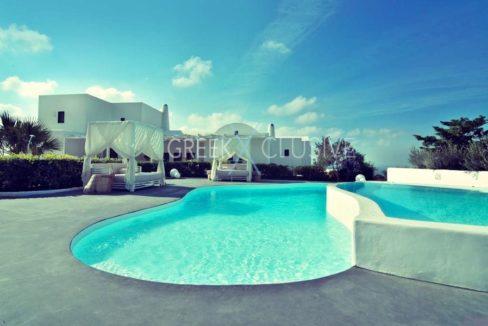 Luxury villa in Santorini for Sale, Real Estate Santorini 18