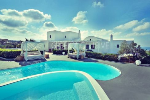 Luxury villa in Santorini for Sale, Real Estate Santorini 19