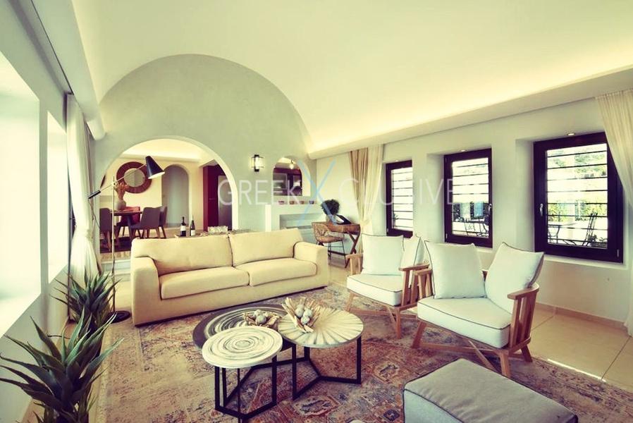 Luxury villa in Santorini for Sale, Real Estate Santorini 5