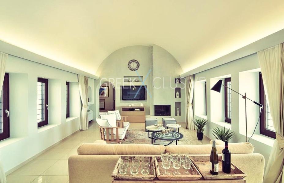 Luxury villa in Santorini for Sale, Real Estate Santorini 6