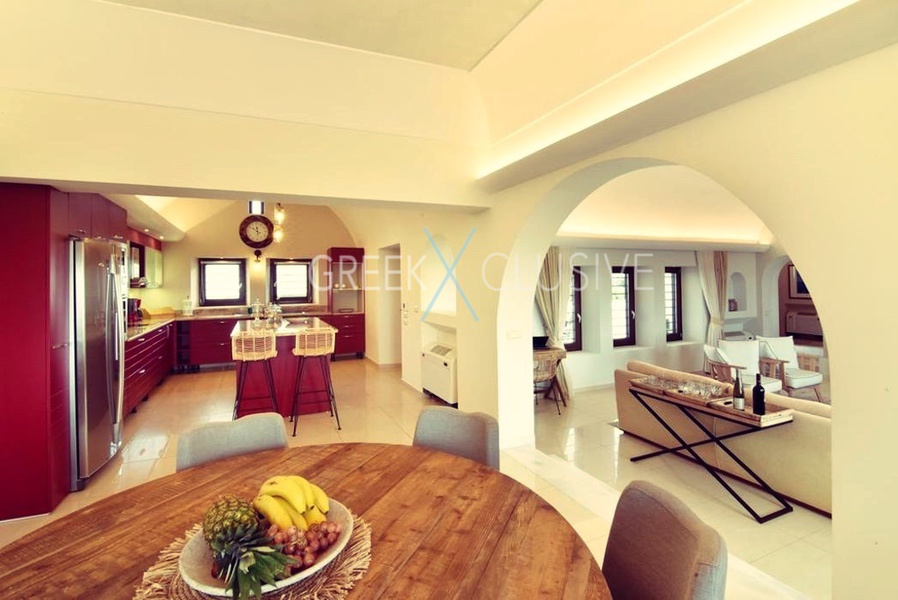 Luxury villa in Santorini for Sale, Real Estate Santorini 7