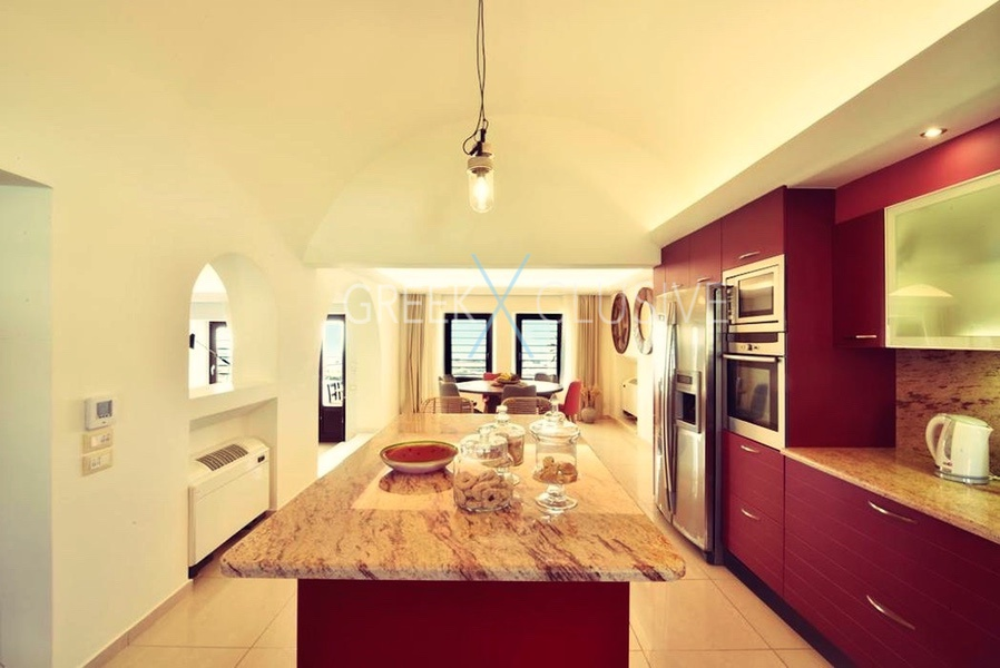 Luxury villa in Santorini for Sale, Real Estate Santorini 9