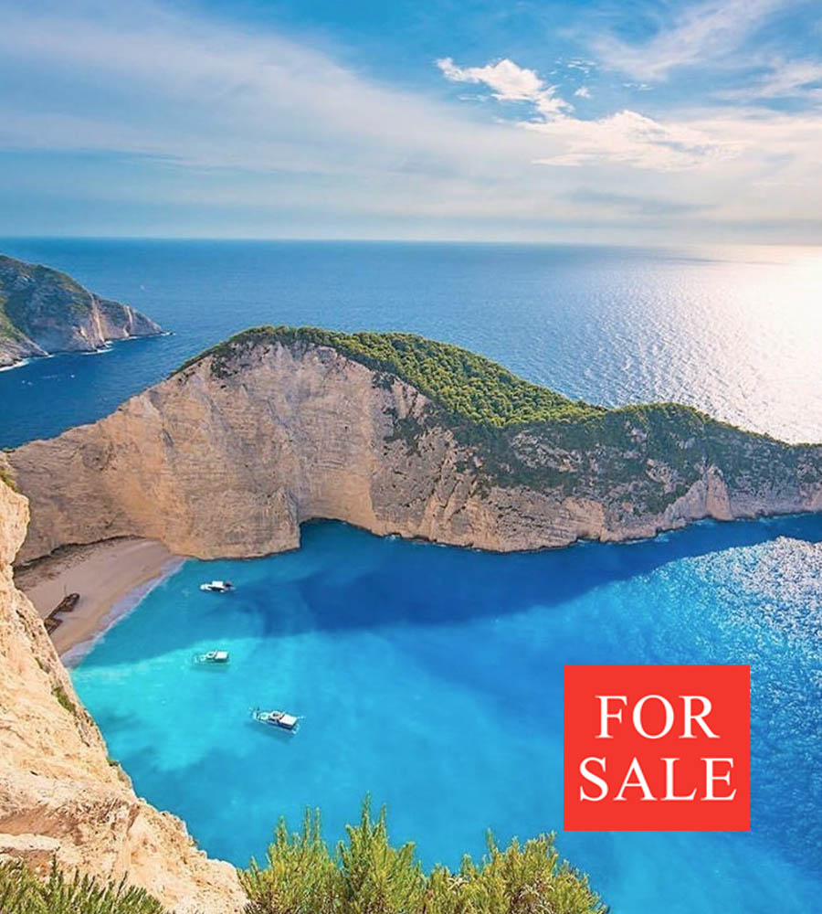 Properties in Zakynthos, Real Estate in Zante, Villas in Zakynthos