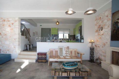 Property in Lefkada for sale, Villa with Sea View in Lefkada Greece 10