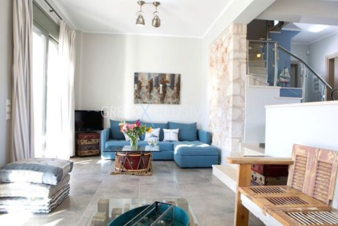 Property in Lefkada for sale, Villa with Sea View in Lefkada Greece 13