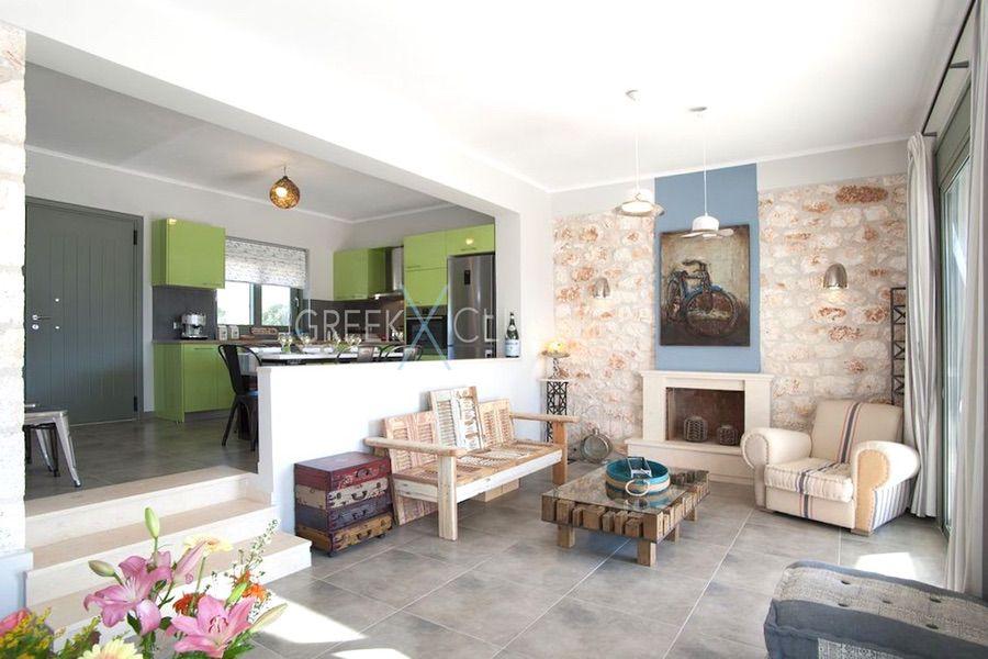 Property in Lefkada for sale, Villa with Sea View in Lefkada Greece 15