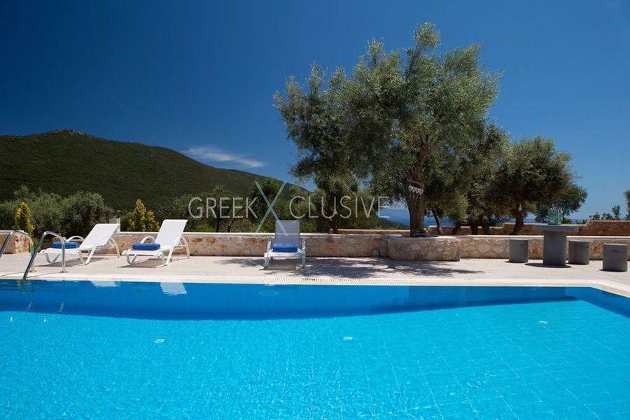Property in Lefkada for sale, Villa with Sea View in Lefkada Greece 16