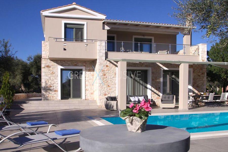 Property in Lefkada for sale, Villa with Sea View in Lefkada Greece 17