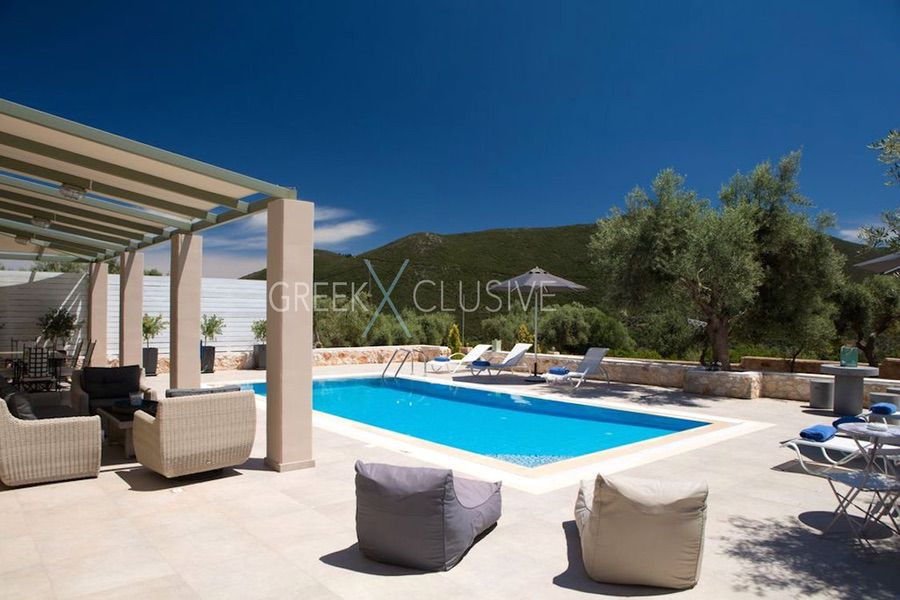 Property in Lefkada for sale, Villa with Sea View in Lefkada Greece 18