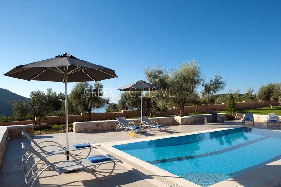 Property in Lefkada for sale, Villa with Sea View in Lefkada Greece 19